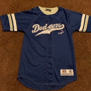Xs  dodgers jersey